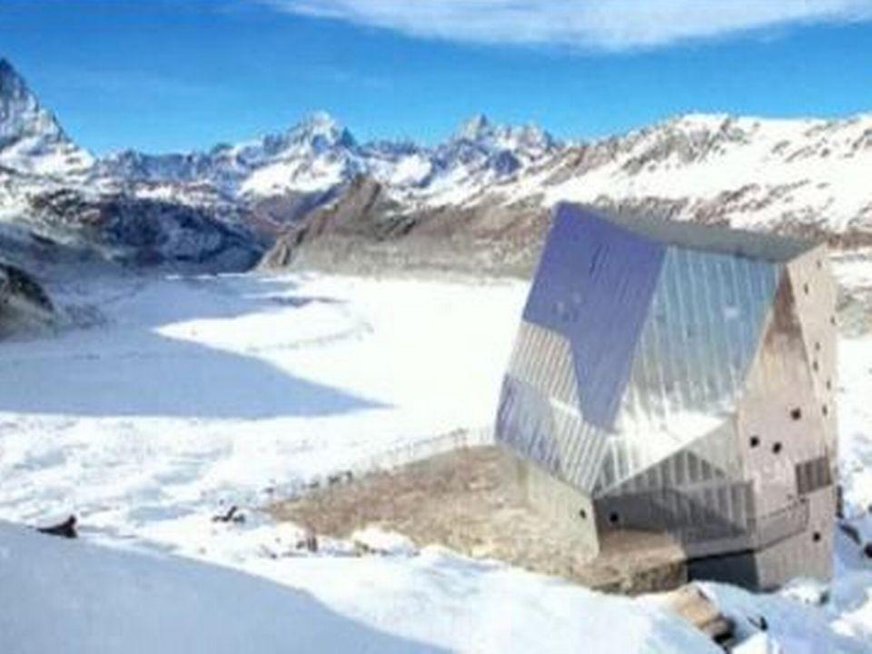 Cabane du Mont Rose à Zermatt [TSR 2009]