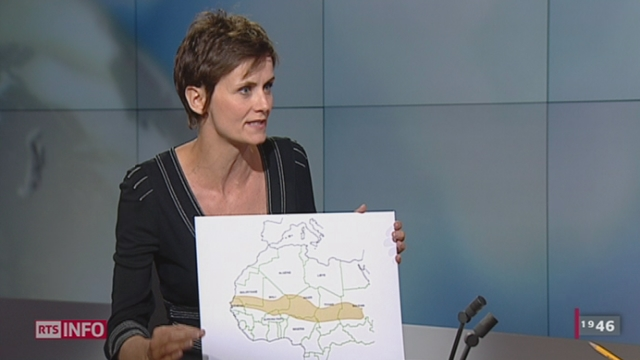 Un état de guerre civile s'est installé dans toute une partie du territoire malien avec des conséquences marquées sur les touaregs: le commentaire de Tanya Chytil