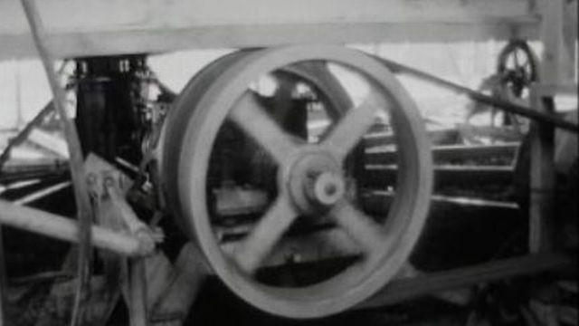 Un engrenage de roue. 1965 [TSR]
