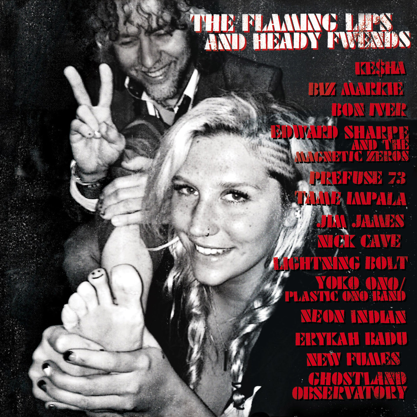 "The Flaming Lips, ""The Flaming Lips and Awesome Fwends"""