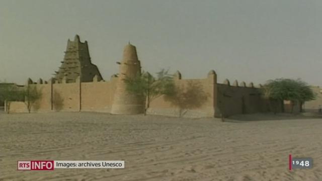 Mali: les destructions de monuments inscrits au patrimoine mondial se poursuivent dans les villes aux mains du groupe islamique armé, Ansar Dine