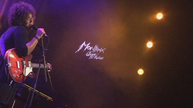 Le Montreux Jazz en images, soirée du lundi 2 juillet