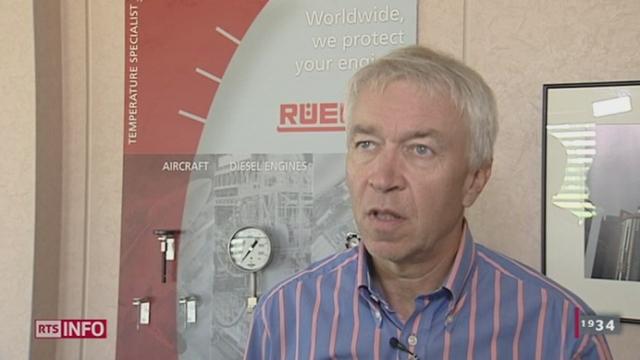 Première place de la Suisse en matière d'innovation et de compétitivité: entretien avec Bernard Rueger, directeur de Rueger SA à Crissier (VD) et Laurent Miéville, directeur du transfert de technologie à l'UNIGE
