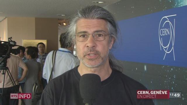 Découverte d'une nouvelle particule au CERN: entretien avec Laurent Chevalier, physicien au CERN, à Genève