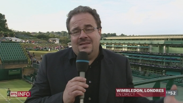 Tennis / septième sacre de Federer à Wimbledon: l'analyse de Jean-Marc Rossier