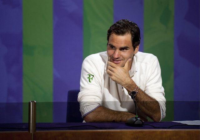 Federer a toujours cru à son retour au sommet. [Neil Tingle - Keystone]