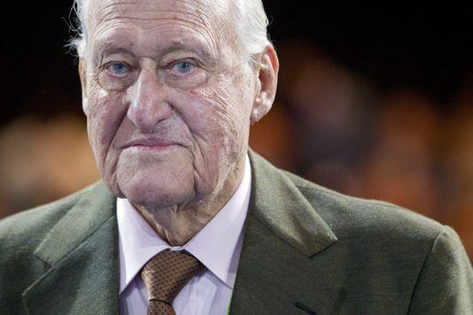 Ancien homme fort de la FIFA, Havelange aurait encaissé illégalement plus d'un million de francs. [ALESSANDRO DELLA BELLA - Keystone]