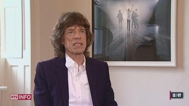 Les Rolling Stones fêtent leur 50 ans de scène