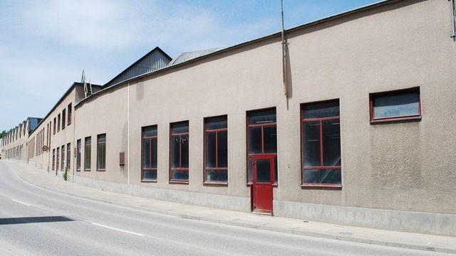 L'usine Swissmetal de Reconvilier. [Gaël Klein / RTS]