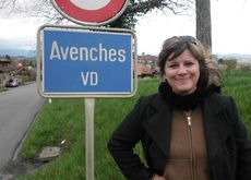 Séverine Carrupt [RTS]