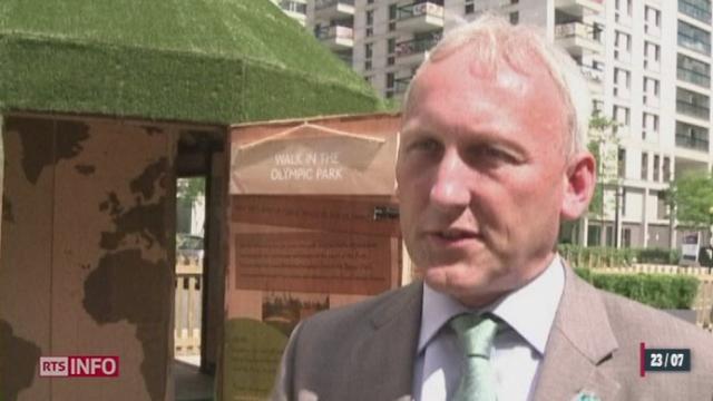 JO d'été 2012: Londres a promis les jeux les plus verts de l'histoire olympique