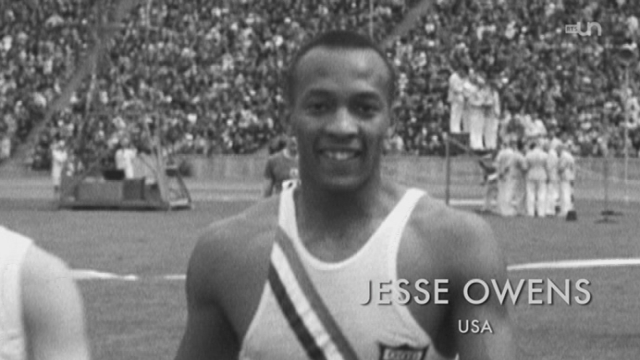 Chronomètre - Jesse Owens (Berlin 1936)