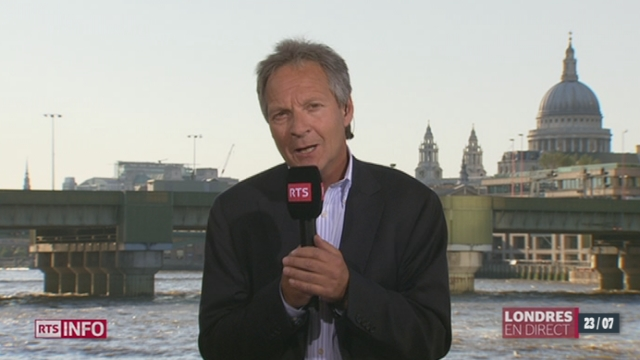 JO d'été 2012: le lancement est proche, précisions avec Pierre-Alain Dupuis depuis Londres