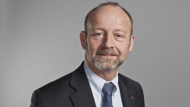 Dominique de Buman, conseiller national PDC fribourgeois et président de la Fédération suisse du tourisme. [Gaetan Bally - Keystone]