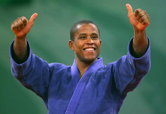 Sergei Aschwanden, désormais retraité des tatamis, avait raflé le bronze en 2008 aux Jeux de Pékin. [Simela Pantzarti - Keystone]