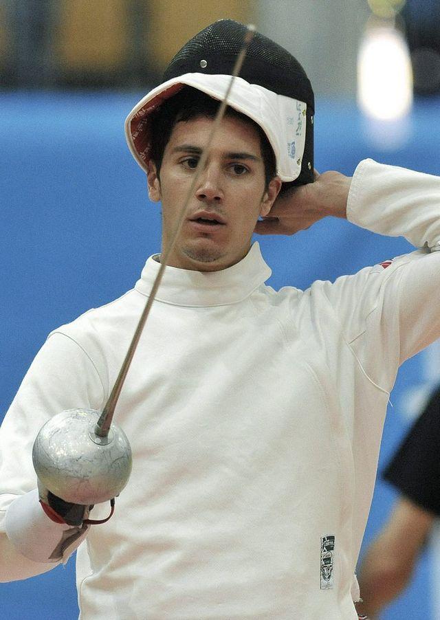 Kauter est un des espoirs suisses de médaille. [Peter Schneider - Keystone]