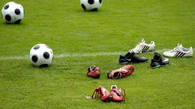 Foot entrainement
