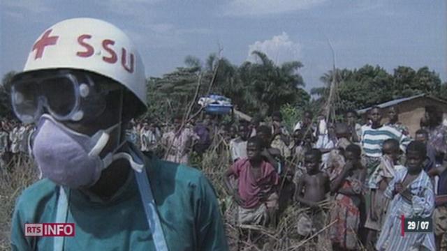 Le virus Ebola refait son apparition dans l'ouest de l'Ouganda