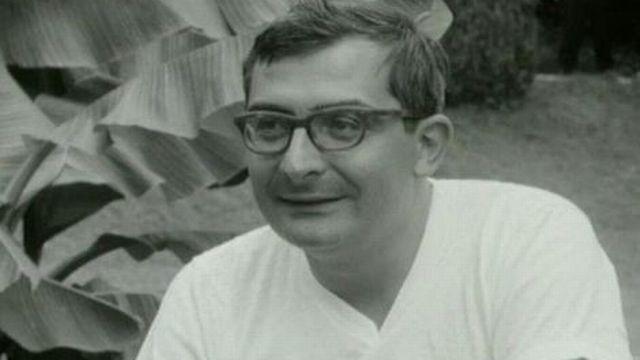 Claude Chabrol en 1964. [RTS]