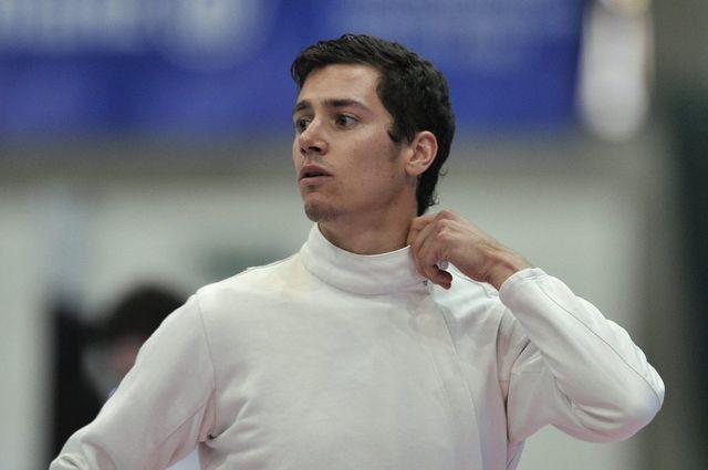 Fabian est le fils de Michael Kauter, double médaillé aux JO de 1972. [Peter Schneider - Keystone]