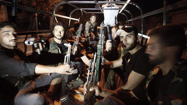 Alep en Syrie. [AP - Keystone]