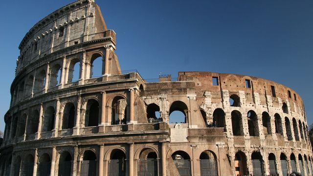 Le Colisée, l'un des monument les plus visités de Rome. [Temistocle Lucarelli. - Fotolia]
