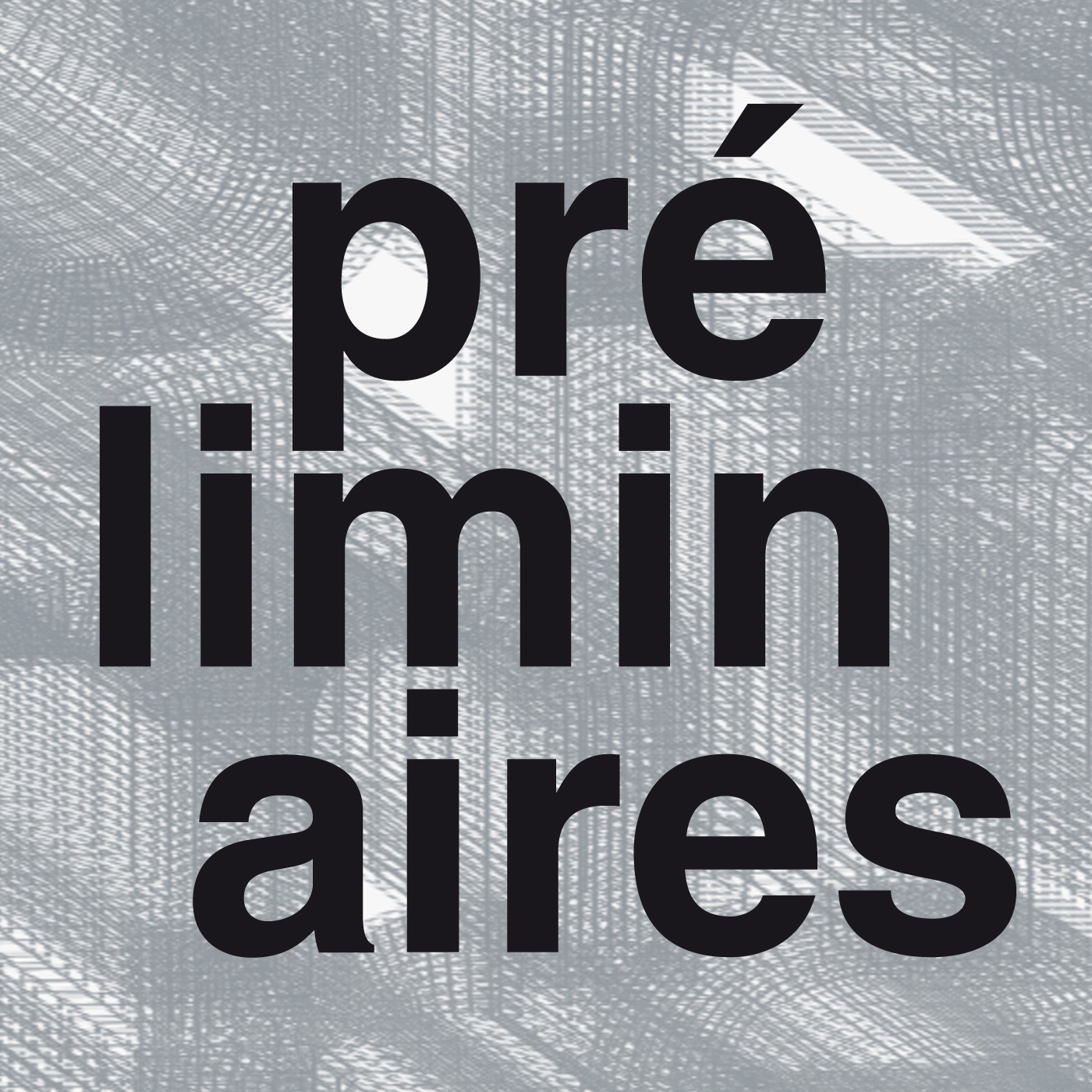 Logo de l'émission : Prélimaires