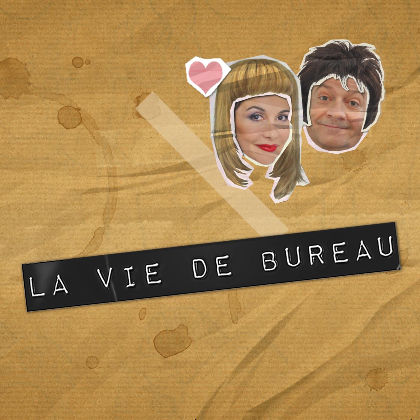 Logo de l'émission : La vie de Bureau
