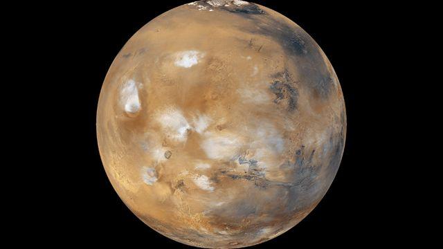 Mars [NASA/JPL]
