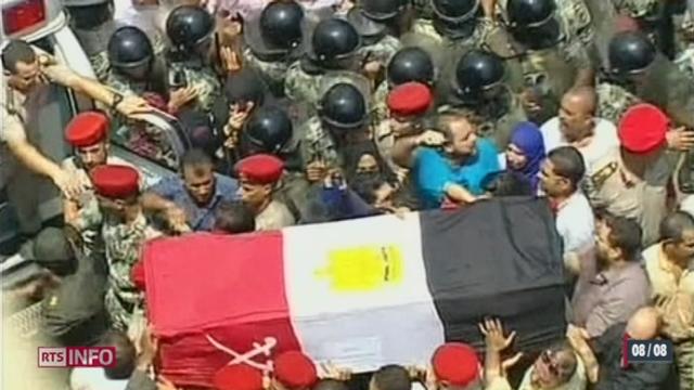L'Egypte a lancé des frappes aériennes dans la région du Sinaï tuant plus de vingt islamistes présumés
