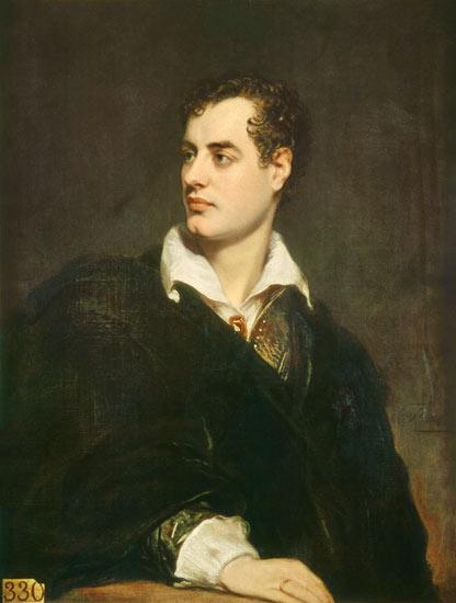 Lord Byron en Suisse