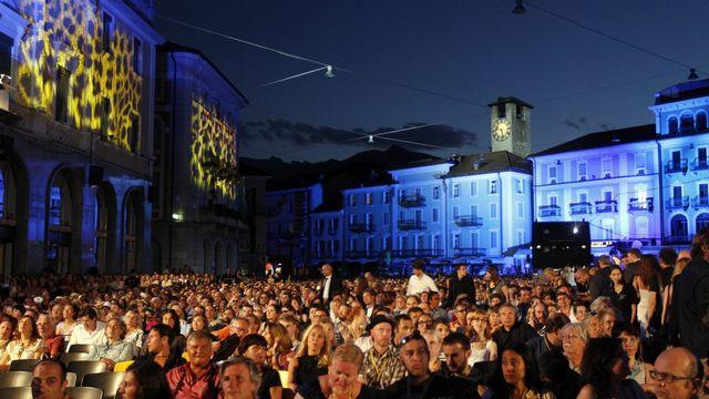 La 65e édition du Festival du Film de Locarno n'a pas fait l'unanimité des critiques. [Urs Flueeler - Keystone]