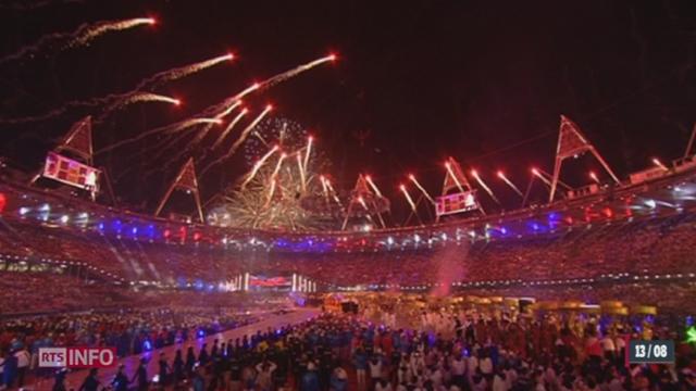 JO 2012: les trentièmes Jeux Olympiques d'été se sont donc achevés dimanche soir à Londres