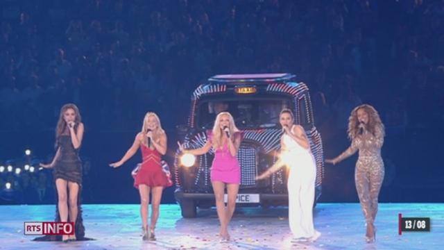 JO 2012: la traditionnelle cérémonie de clôture s'est faite sous forme de concert géant et d'hommage à la culture pop britannique