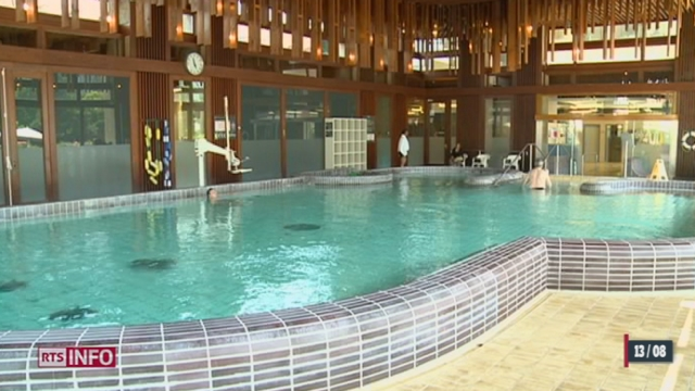 Le centre thermal d 39 yverdon les bains est menac car ses for Location yverdon les bains