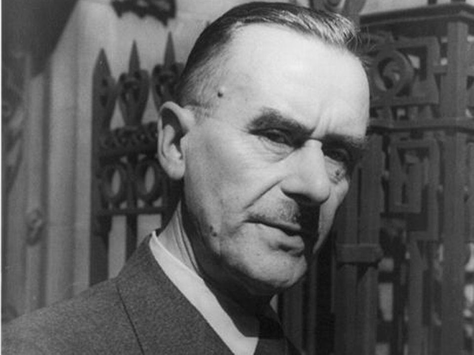 Thomas Mann 1937 [Carl van Vechten, Library of Congress, Washington]