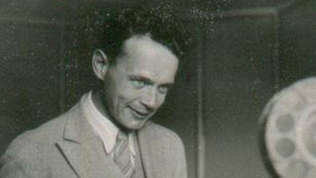 Anatole, speaker à Radio-Genève [notrehistoire.ch]