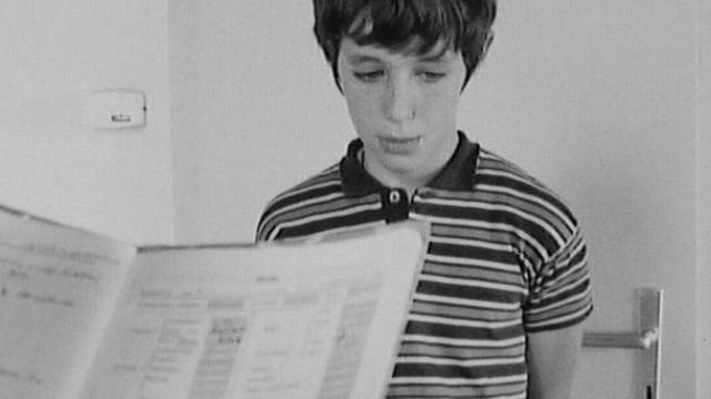 Les notes à l'école [TSR 1970]