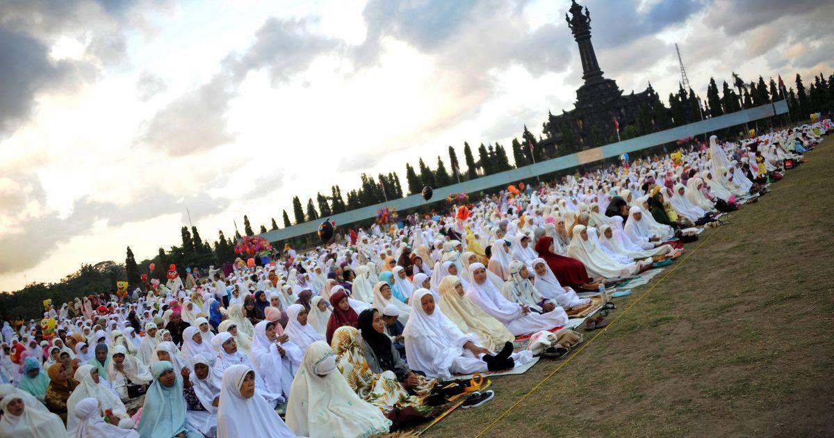 La fin du ramadan célébrée dans le monde entier - rts.ch ...
