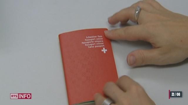 Les chiffres des naturalisations de ces dernières années en Suisse ont été publiés