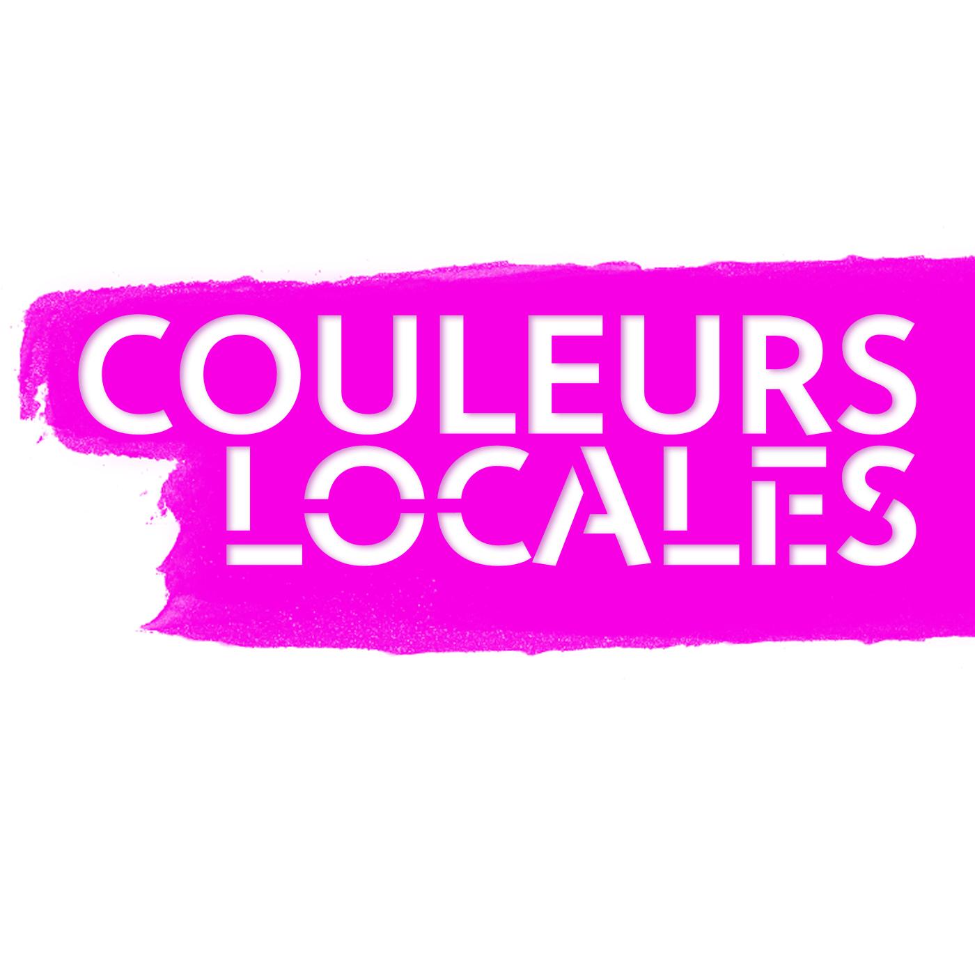 Logo de l'émission : Couleurs locales