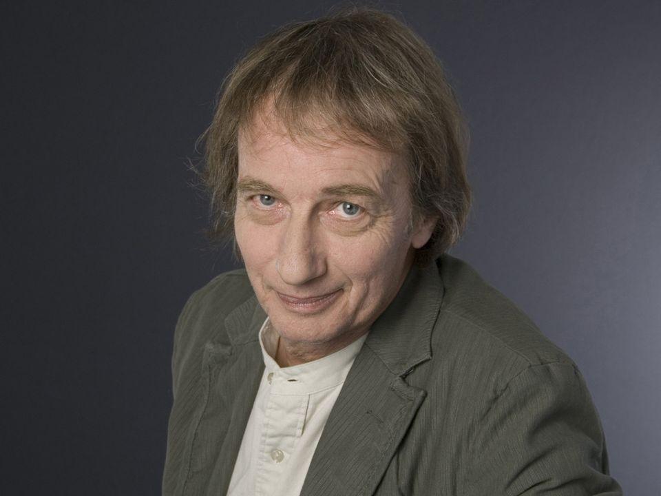 Patrick Ferla, journaliste bien connu des auditeurs de la RSR (photo Penelope Henriod).