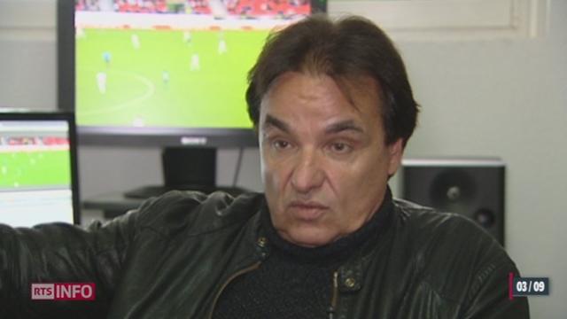 Le président du FC Sion, Christian Constantin, est revenu sur les propos polémiques de son entraîneur à la suite de la défaite à domicile contre Saint-Gall (0-3)