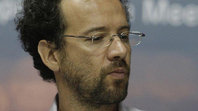 Carlo Chatrian est le nouveau directeur du Festival de Locarno. [Leo Lara/Universo Produção]