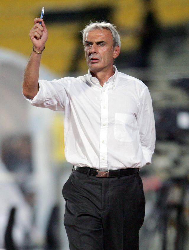 Michel Decastel remplace Sébastien Fournier à la barre du FC Sion. [Fadi A.LAssaad - Reuters]