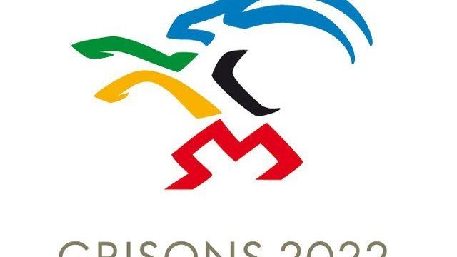 Le logo de Grisons 2022. [Association XXIVes JO d'hiver Grisons 2022]