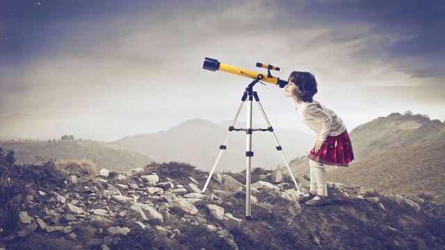 Pour certains jeunes, l'astrophysique n'a plus de secrets. [olly - Fotolia]