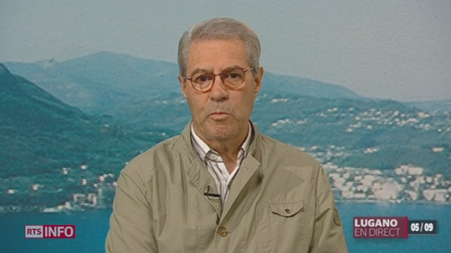 JO 2022 / candidature grisonne: entretien avec Jean-Daniel Mudry, ancien directeur candidature Sion 2006