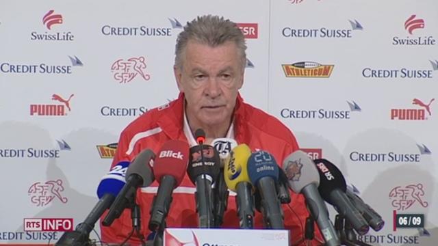 Football: l'équipe de Suisse commence ce vendredi en Slovénie les qualifications pour la Coupe du monde 2014