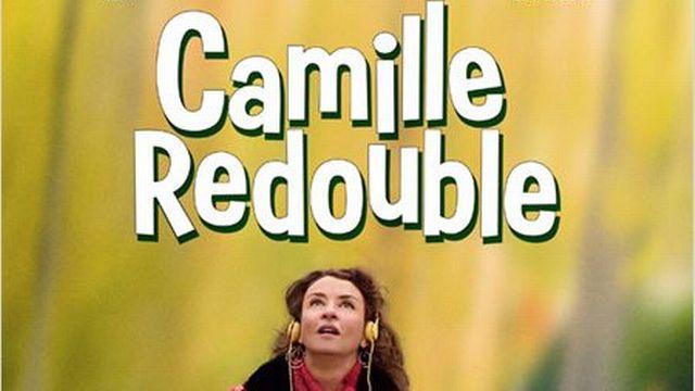 """L'affiche du film """"Camille Redouble"""", de Noémie Lvovsky."""